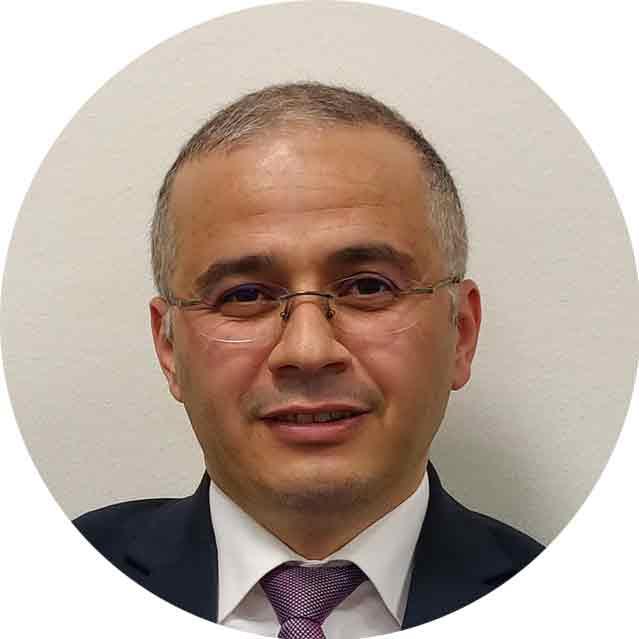 Portrait de Rafe Jabari