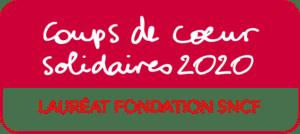 logo lauréat Fondation SNCF