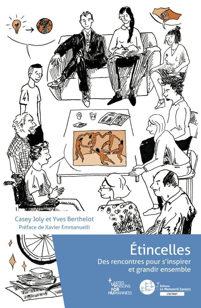 Couverture du livre Étincelles