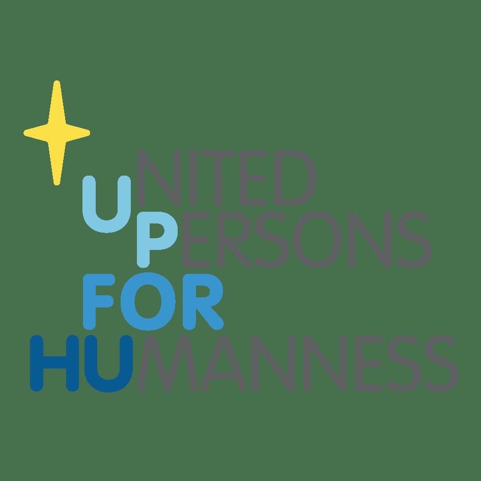 Logo de UP for Humanness